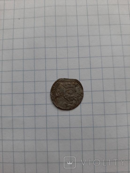 Сигизмунд III Ваза Двуденар 1620, фото №2