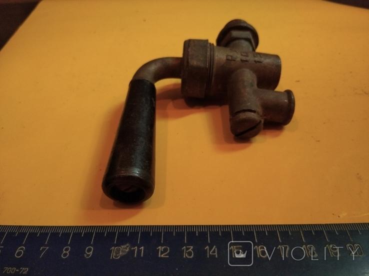 Бронзовый кран от титана, фото №5
