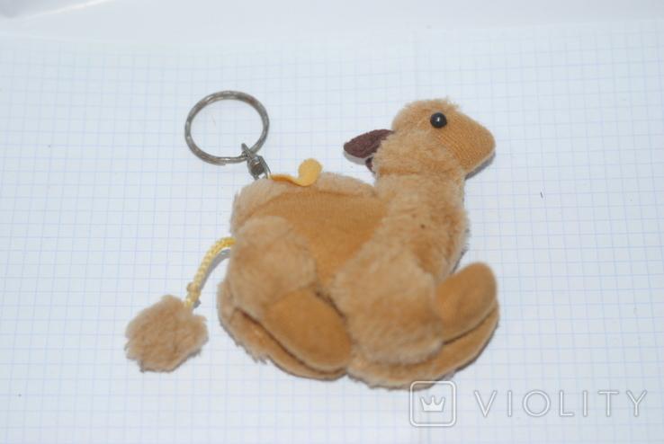 Брелок Верблюд, фото №3