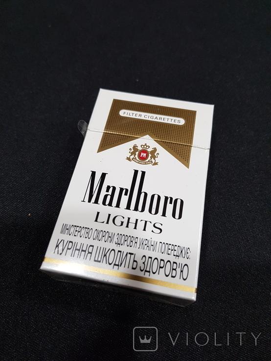 marlboro lights сигареты купить