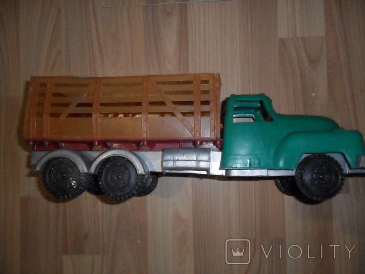 Грузовая машинка СССР, фото №5
