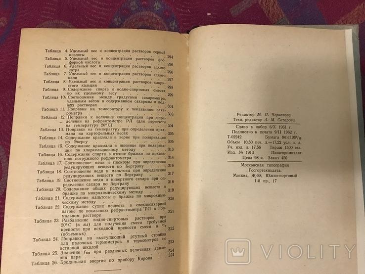 Спиртовое производство Инструкция по технохимическому контролю Тираж1500, фото №11