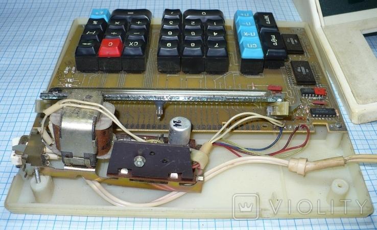 """Калькулятор """"Электроника МК 59"""", фото №11"""