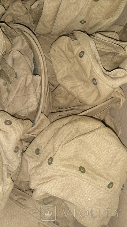 Кепки СССР  10 шт ( 57-58 размеры), фото №2