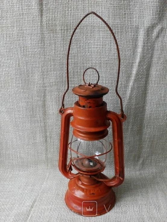 Керосиновая лампа MADE IN POLAND JUPITER - 1, фото №8