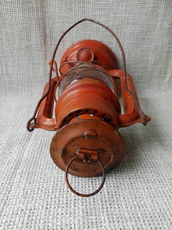 Керосиновая лампа MADE IN POLAND JUPITER - 1, фото №12