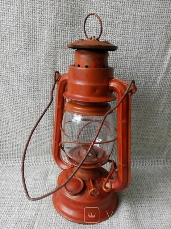 Керосиновая лампа MADE IN POLAND JUPITER - 1, фото №13