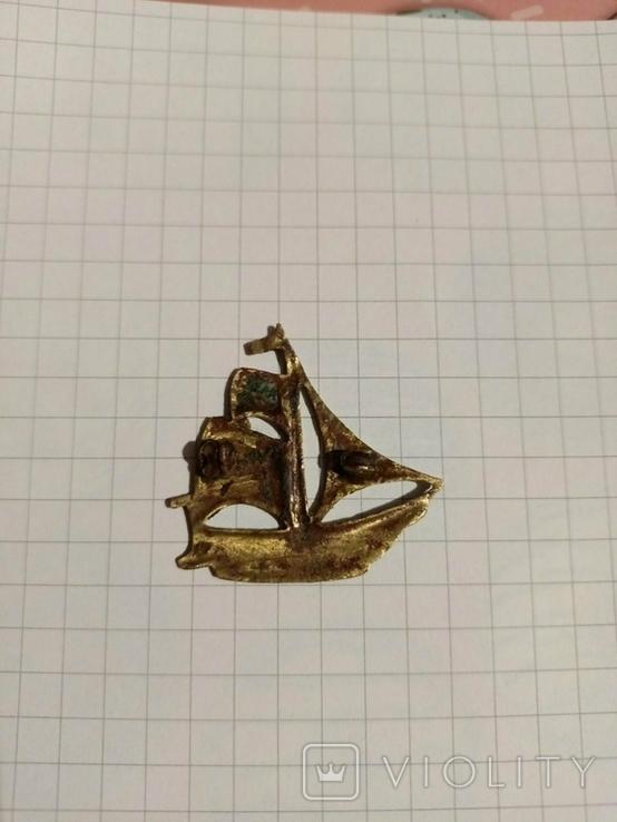 Значёк корабля, фото №2
