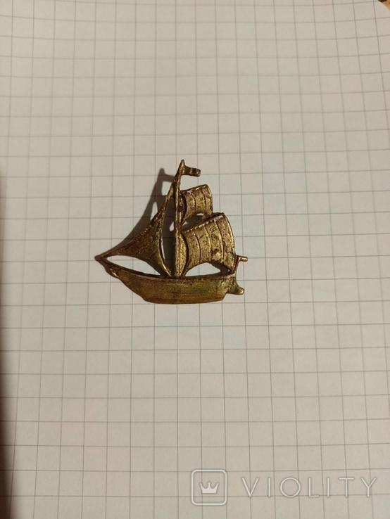 Значёк корабля, фото №3