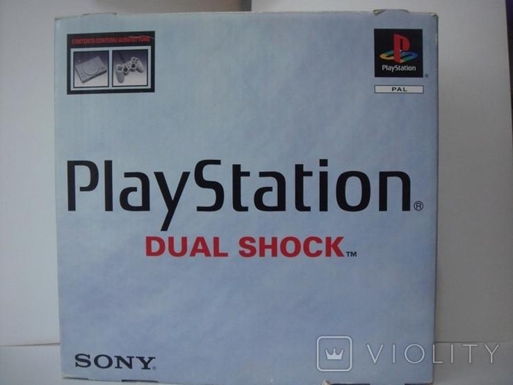 8 дисков на на 7 игр Sony PlayStanion + коробка для приставки, фото №11