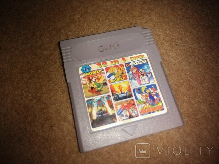 Nintendo Game Boy, фото №7