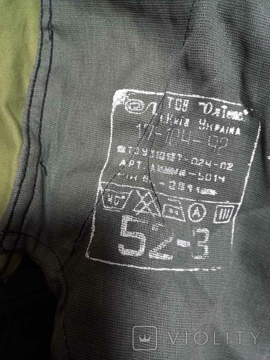 Костюм камуфляжный (комплект), фото №6