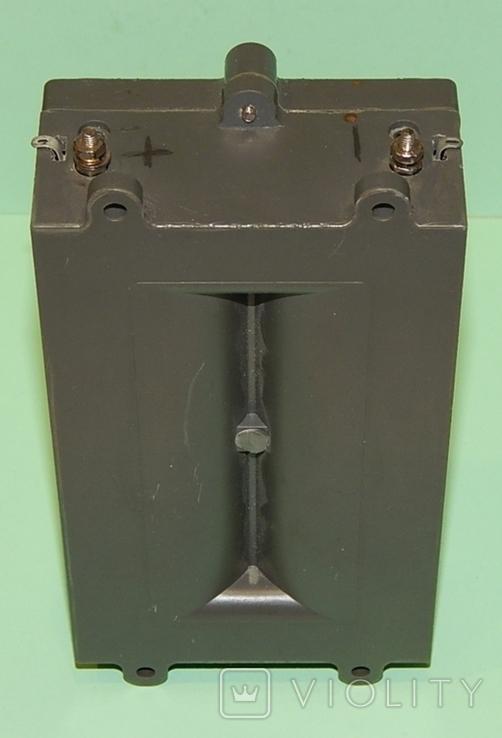 Коробка СССР для 4 батареек элемент 373-R20, фото №7
