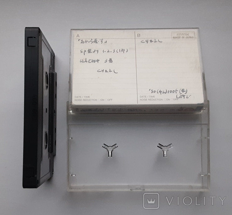 Аудиокассета TDK AD 50 (Jap), фото №6