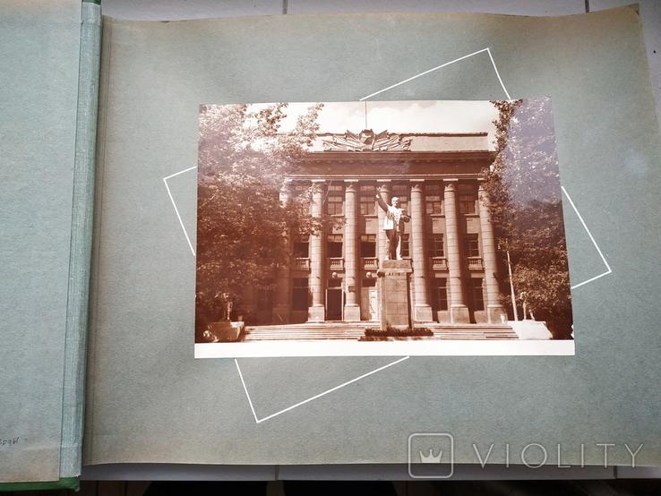 Альбом с фотографиями Харьковского гвардейского танкового училища 1965 год Харьков, фото №4