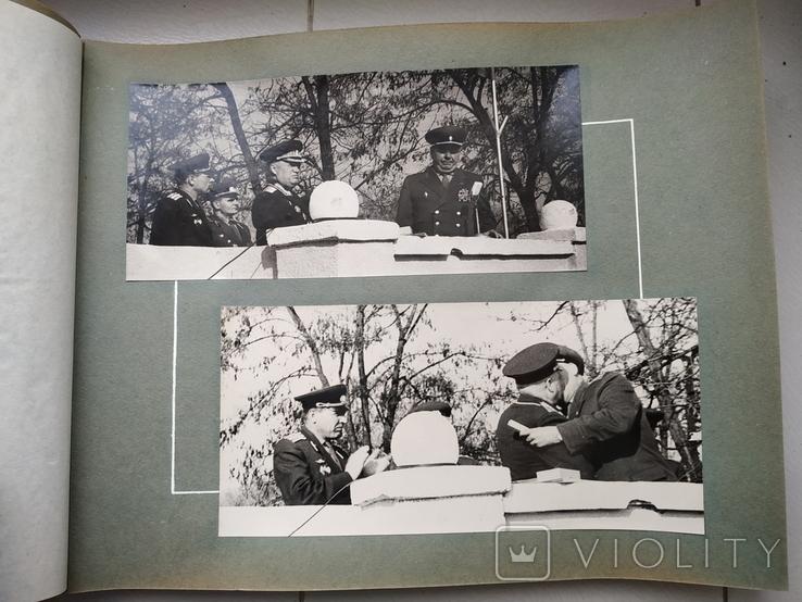 Альбом с фотографиями Харьковского гвардейского танкового училища 1965 год Харьков, фото №7
