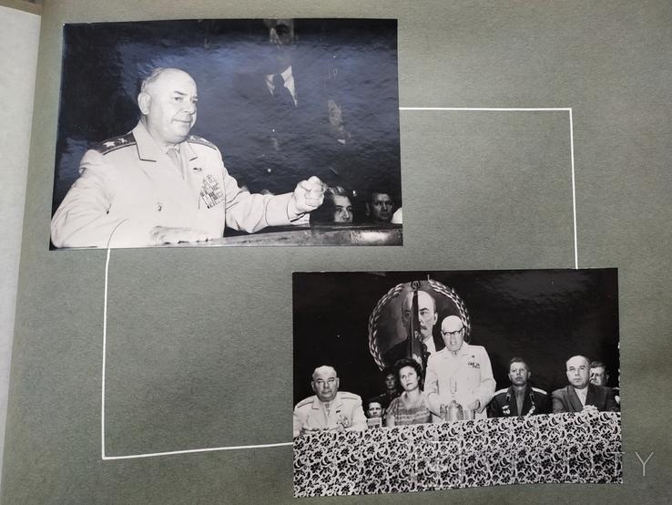 Альбом с фотографиями Харьковского гвардейского танкового училища 1965 год Харьков, фото №10