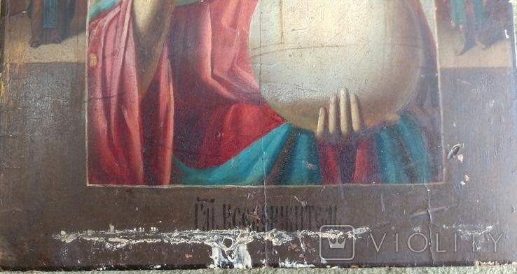 Икона Спаситель, фото №5