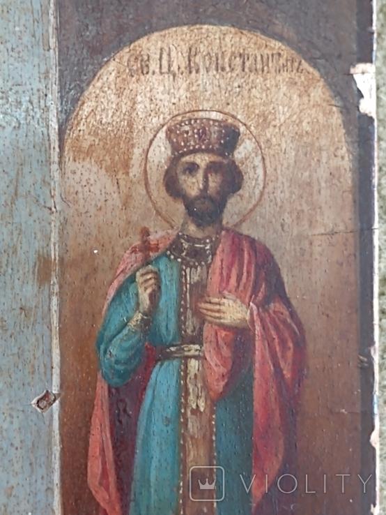 Икона Спаситель, фото №8