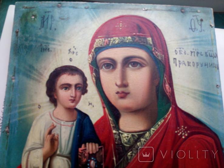 Образ богородица, фото №9