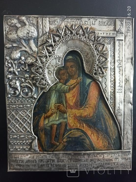 Икона Богоматерь Взыскание погибших, В.Устюг, фото №2