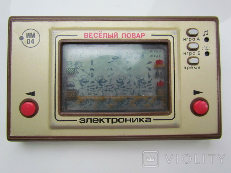 Игра Электроника Веселый Повар, фото №3