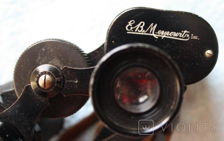 Бінокль Rayos (8 x 30) E.B.Meyrowitz від Піонера Оптики Еміля Бруно Мейровіца., фото №7