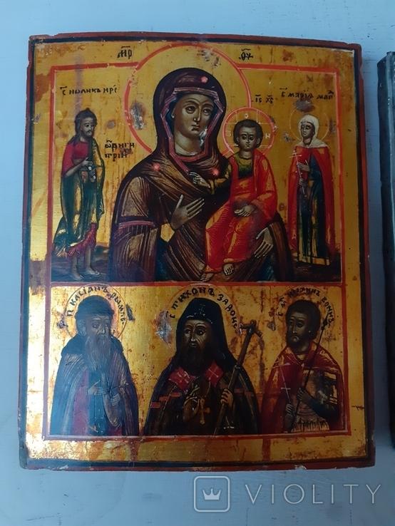 Икона Одигидрия, фото №13