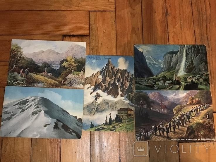 Старинные открытки, фото №2