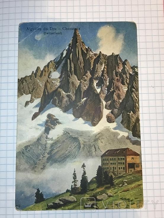 Старинные открытки, фото №3
