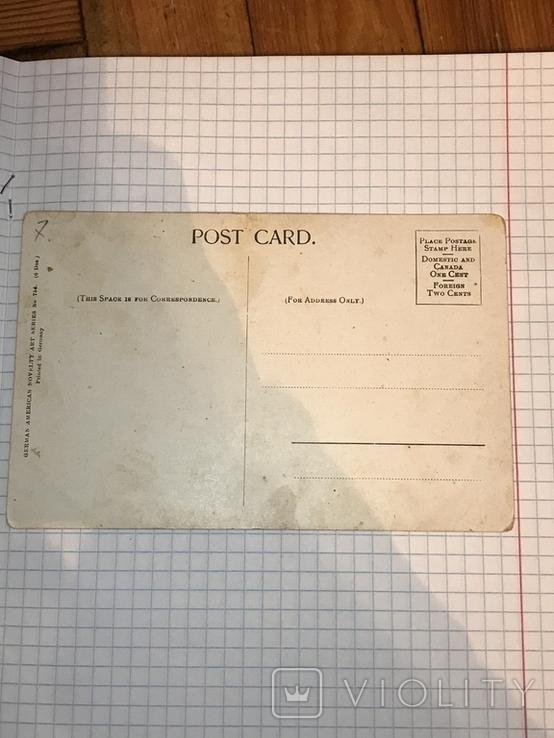 Старинные открытки, фото №4