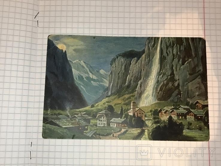 Старинные открытки, фото №7