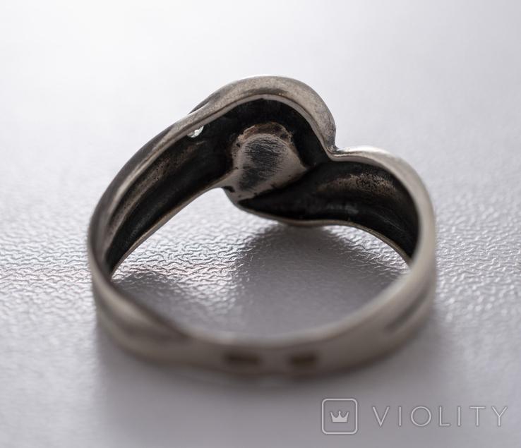 Гарнітур срібний, фото №6