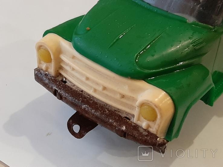 Старенький грузовик ЗИЛ, фото №3