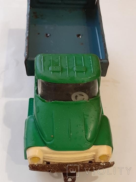 Старенький грузовик ЗИЛ, фото №4