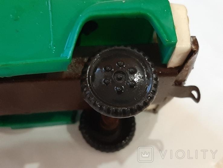 Старенький грузовик ЗИЛ, фото №10
