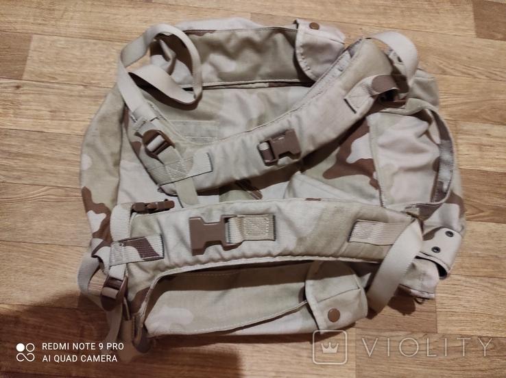 Рюкзак разгрузка, секция под бронепластину., фото №3
