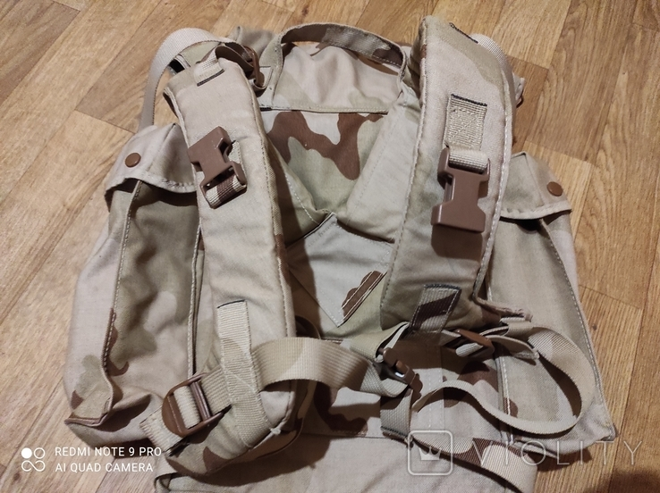 Рюкзак разгрузка, секция под бронепластину., фото №2