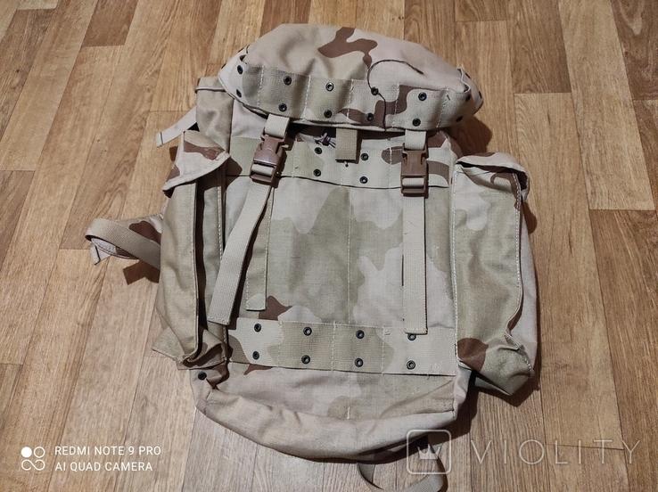 Рюкзак разгрузка, секция под бронепластину., фото №5