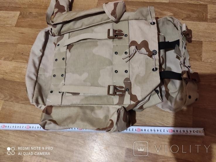 Рюкзак разгрузка, секция под бронепластину., фото №9