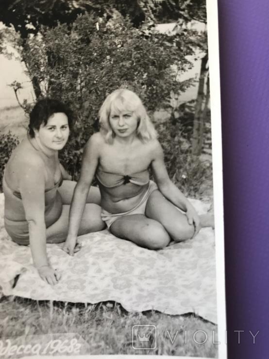 1968 Одесса Девушки в купальниках, фото №4