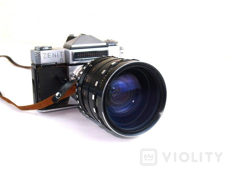 Фотоаппарат ЗЕНИТ - 6 Объектив РУБИН - 1, фото №4