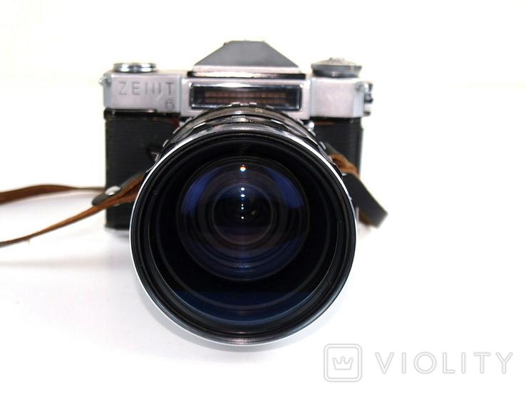 Фотоаппарат ЗЕНИТ - 6 Объектив РУБИН - 1, фото №6