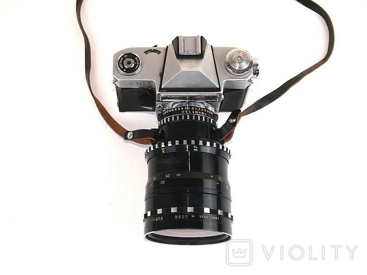 Фотоаппарат ЗЕНИТ - 6 Объектив РУБИН - 1, фото №9