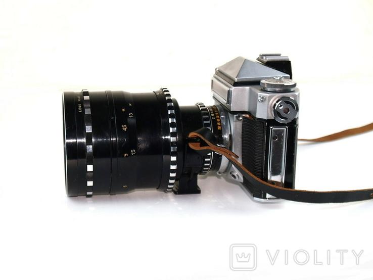Фотоаппарат ЗЕНИТ - 6 Объектив РУБИН - 1, фото №11