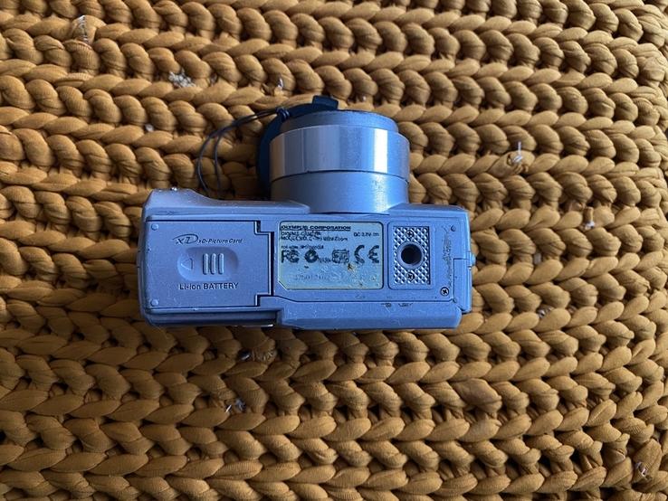 Цифровий фотоапарат Olympus C-765 Ultra Zoom, фото №4
