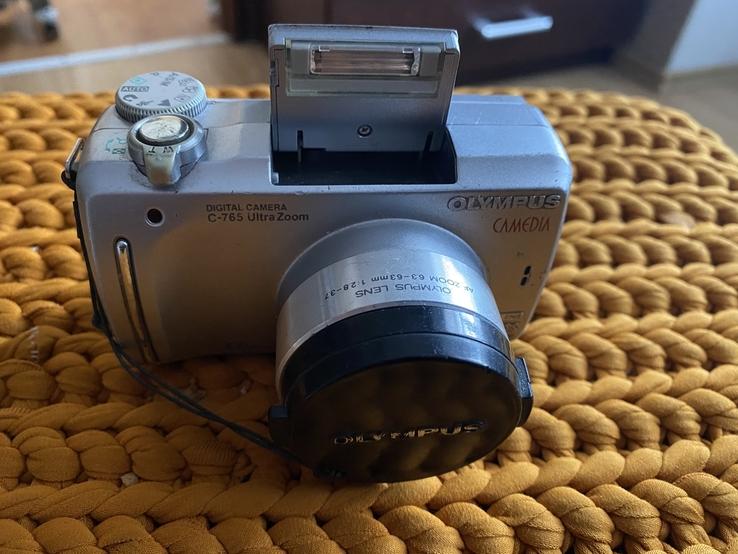 Цифровий фотоапарат Olympus C-765 Ultra Zoom, фото №6