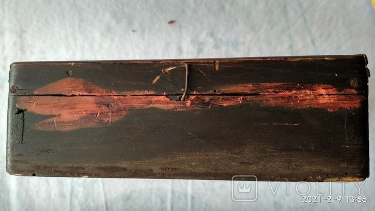 Икона старинная., фото №4