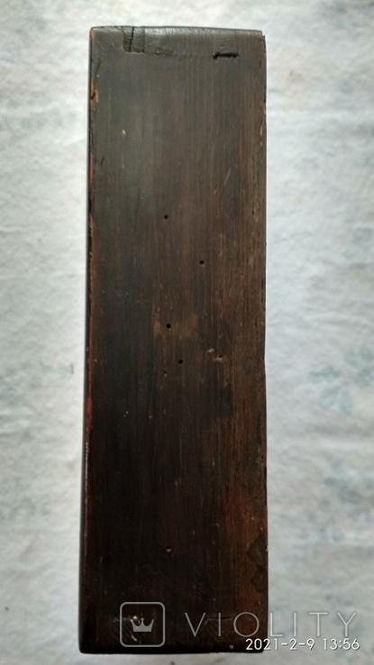 Икона старинная., фото №5