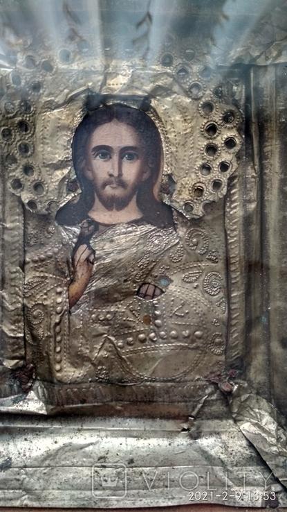 Икона старинная., фото №10